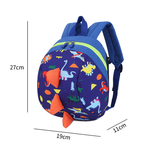 Cute Dinosaur Children Anti-Lost Backpack (Different Colors)