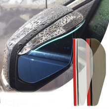 Lame pare-pluie de rétroviseur de voiture, pour Hyundai HB20 TUCSON Elantra ix35 i30 Sonata 8 9 hyundai santa fe Azera Coupe