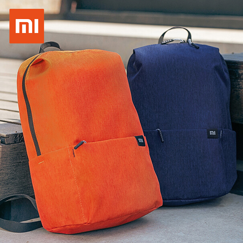 Xiaomi Mi Backpack 10L 8 Colors 165g Urban Sports Chest Pack Bags Men Women Small