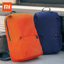 Original Xiaomi Bag Mi Backpack 10L Bag 8 Colors 165g Urban Leisure Sports Chest Pack Bags Men Women Small Size Shoulder Unise(China)