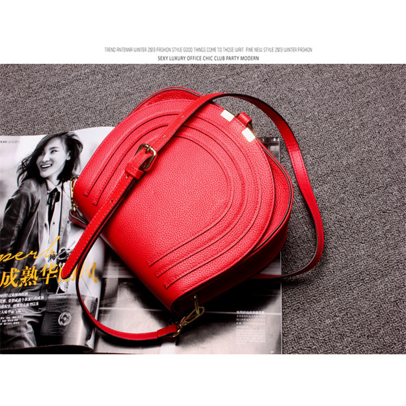 801676672 Dermal temperament Girl Art Fresh Round Bag Retro Oblique Cross Female Bag  Mini Casual Portable Shoulder
