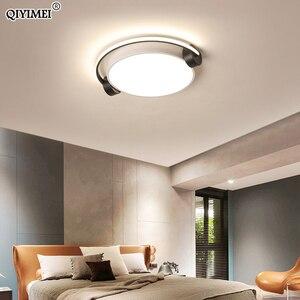 Image 2 - Luces de techo led doradas con forma de auriculares, modernas, para dormitorio, lámparas de techo, accesorios para niños y niñas, sala de estudio, iluminación de guardería