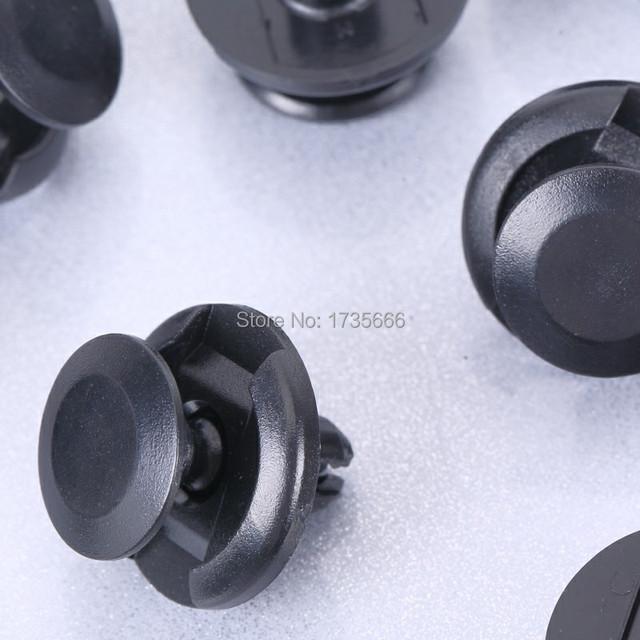 50 pc para Suzuki Grand Vitara SX4 Swift X-90 XL-7 tipo remache cierre retenedores de Nylon Clips 09409- 07332