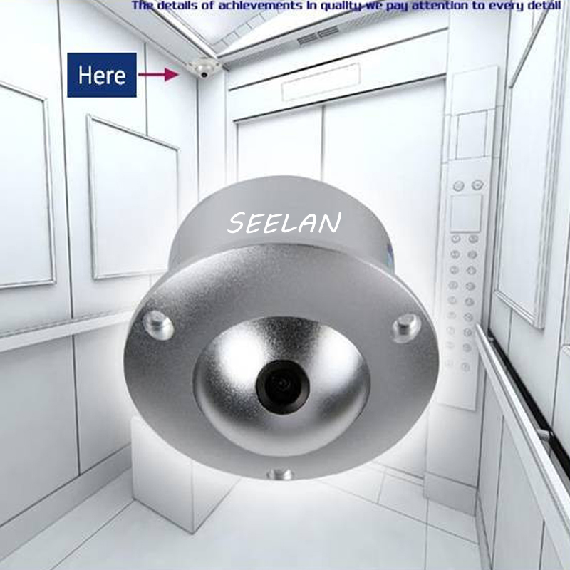 HQCAM 720P Mini Flying Camera Saucer UFO Camera Dome Camera Indoor Wired Security Surveillance CCTV IP Cam elevator camera Metal
