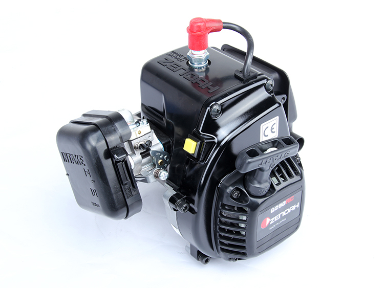 Japan imports ZENOAH 2T engine G290 29CC for HPI 5B LOSI-5T straight row 29cc piston for high speed 29cc gasoline engine zenoah parts rc boat