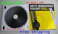 Auto Glass Replacement Kit Butyl WindScreen Sealant car light adhesive glue