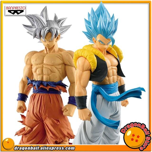 """Dragon Ball SUPER"" Original Banpresto Resolution of Soldiers Grandista ROSG Collection Figure   ULTRA INSTINCT SON GOKU Gogeta"
