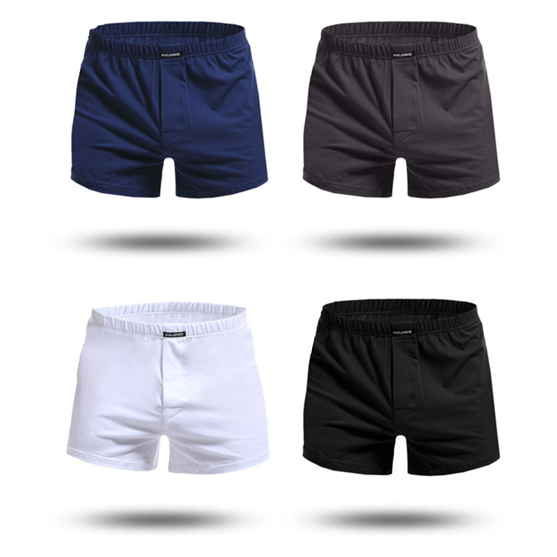 Zwembroek 3xl.Merk Sexy Mannen Ondergoed Boxer Shorts Heren Zwembroek L Xl Xxl 3xl