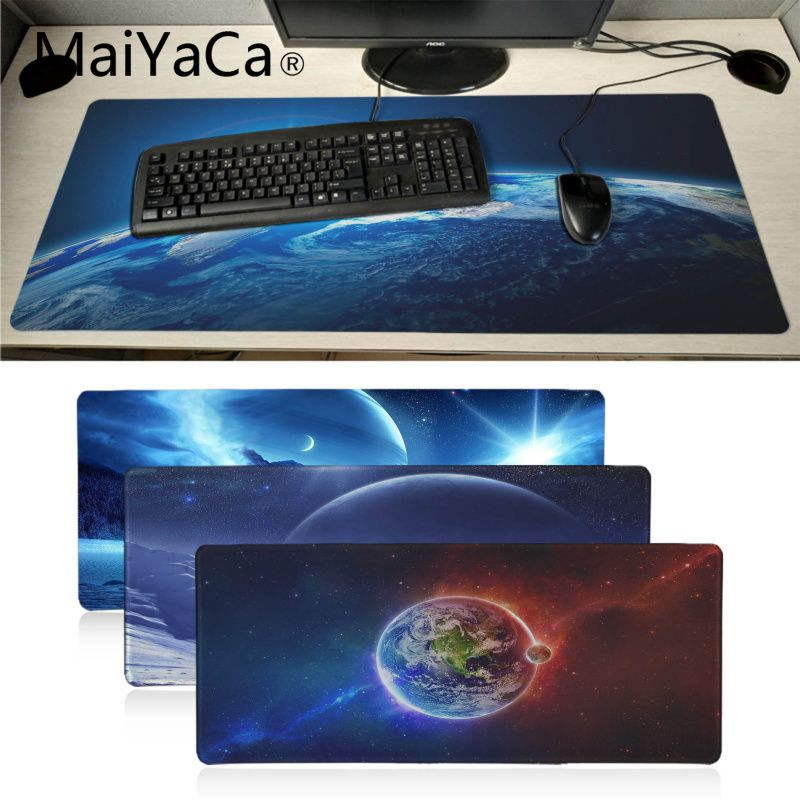 MaiYaCa Star Space High Speed New Mousepad Extended Gaming ...