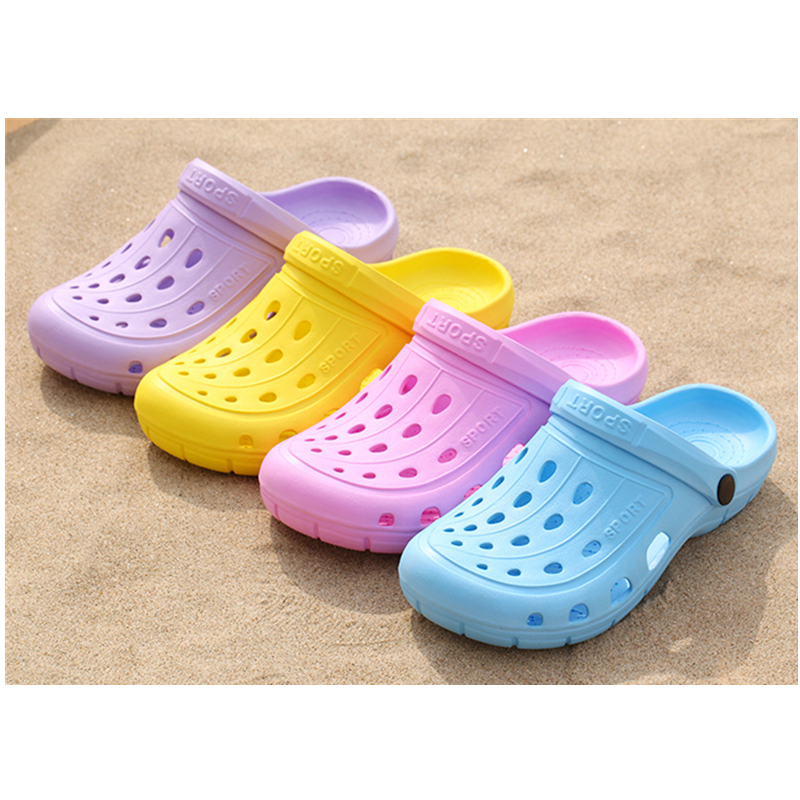 Women Shoes Croc Men Beach Shoes Sandals Home Slippers Outdoor Summer Sea Shoes Wading Sneaker Leisure Shoes