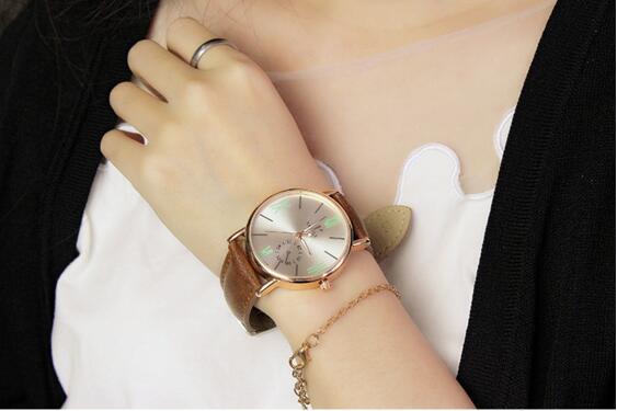New listing Yazole Men watch Luxury Brand Watches Quartz Clock Fashion Leather belts Watch Cheap Sports wristwatch relogio 327-in Loveru0027s Watches from ... & New listing Yazole Men watch Luxury Brand Watches Quartz Clock ...