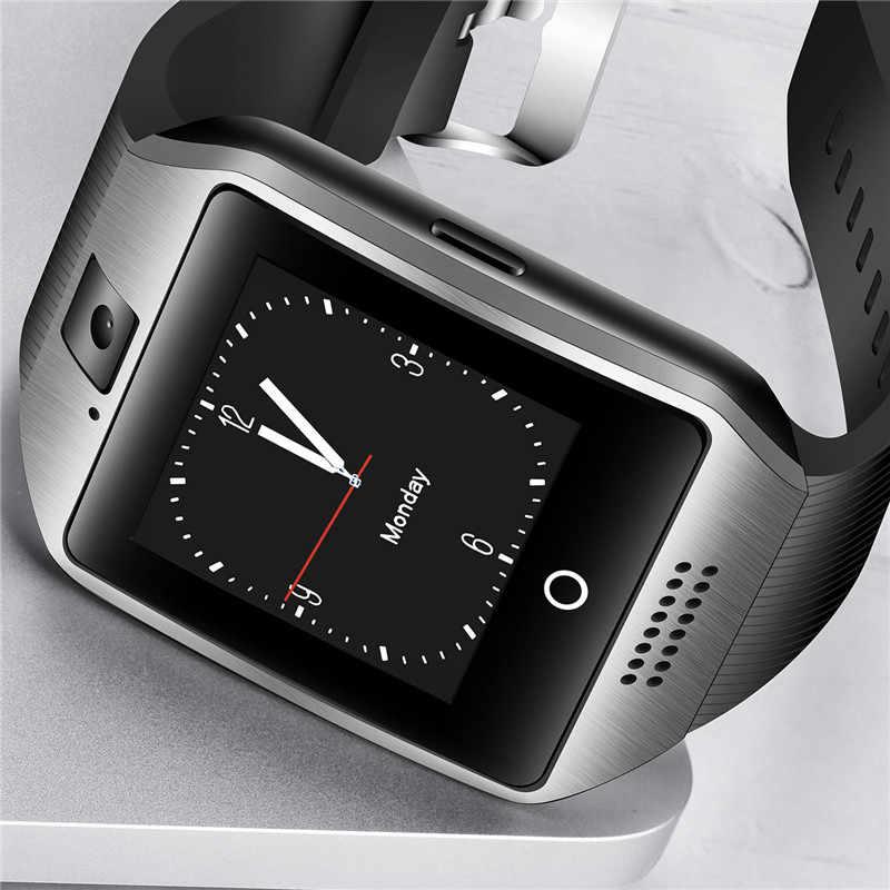 LIGE 男性女性大ダイヤルスマート腕時計メンズスポーツ防水スマートウォッチサポート SIM カード音声通話 Bluetooth 音楽プレーヤー + ボックス