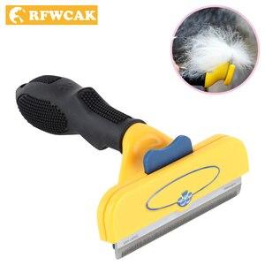 RFWCAK ABS Combs Dog Hair Remo