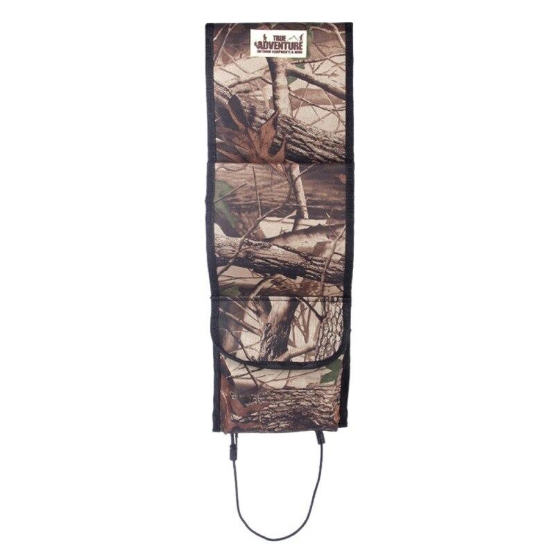 Hunting Equipment Multi-Functional Camouflage Hunting Bag Car Rear <font><b>Seat</b></font> Belt Kits Gun <font><b>Rack</b></font> Outdoor Hunting Appliances