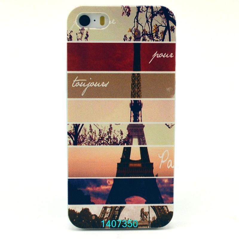 JiaHH Hot Selling Paris Eiffel Tower Design Hard Mobile Phone Case iPhone 4 4S 5 5S 5c - Trading (HK store Co.,Ltd)