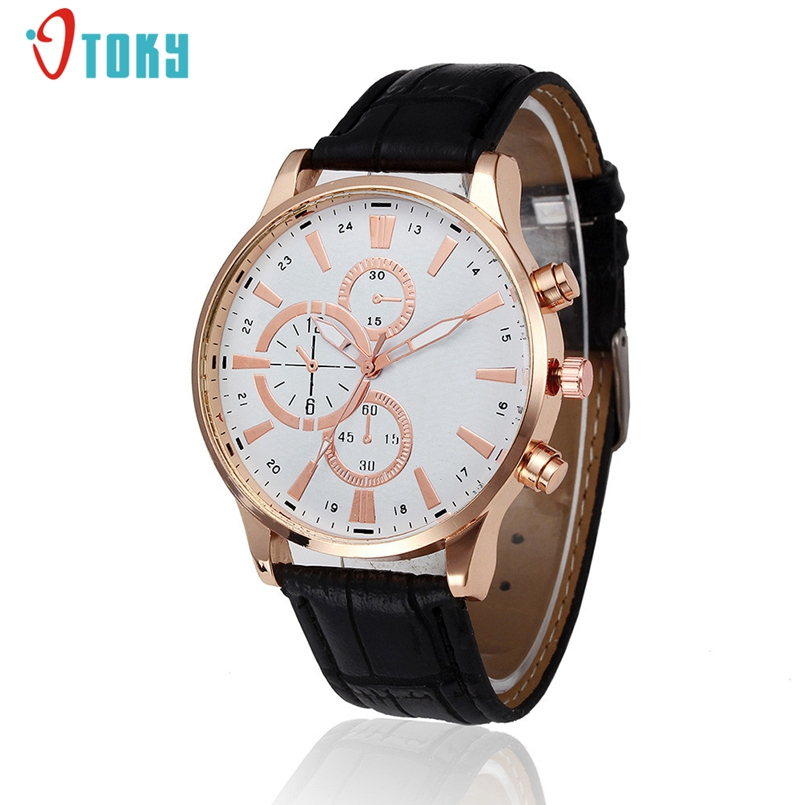 Excellent Quality Watches Men Relojes Mujer Business Wrist Watch Women Leather Quartz Sport Watch Mens Hours Clock Relogio