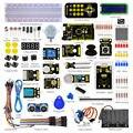ALTA QUALIDADE & HOT SALE! nova keyestudio super starter kit de aprendizagem/starter kit para arduino com mega 2560r3 + pdf