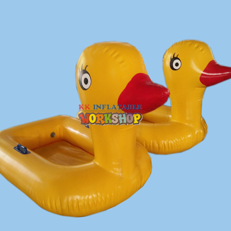 New Pool Float Inflatable Boat Rubber Duck Swimming FloatNew Pool Float Inflatable Boat Rubber Duck Swimming Float