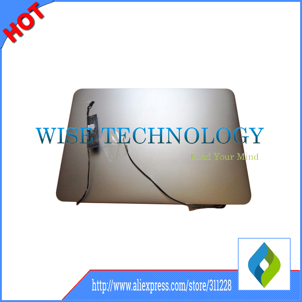 Used 15.6'' Laptop lcd display screen With Touch screen Panel For Dell XPS 15 L521X LCD Assembly Full set A cover