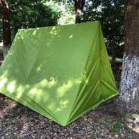 Hot Selling CZX 279 Outdoor Waterproof Camping Tarp Tent, A Character Type Rainfly Tent,Rain Fly Tarp,Ripstop Tarp For hammock