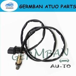 Nuovo Fabbricazione Sensore di Ossigeno Lambda Per VW Beetle Bora Golf Polo AUFI A3 A4 A8 TT sede Nro # 06A906262AN 0258007063