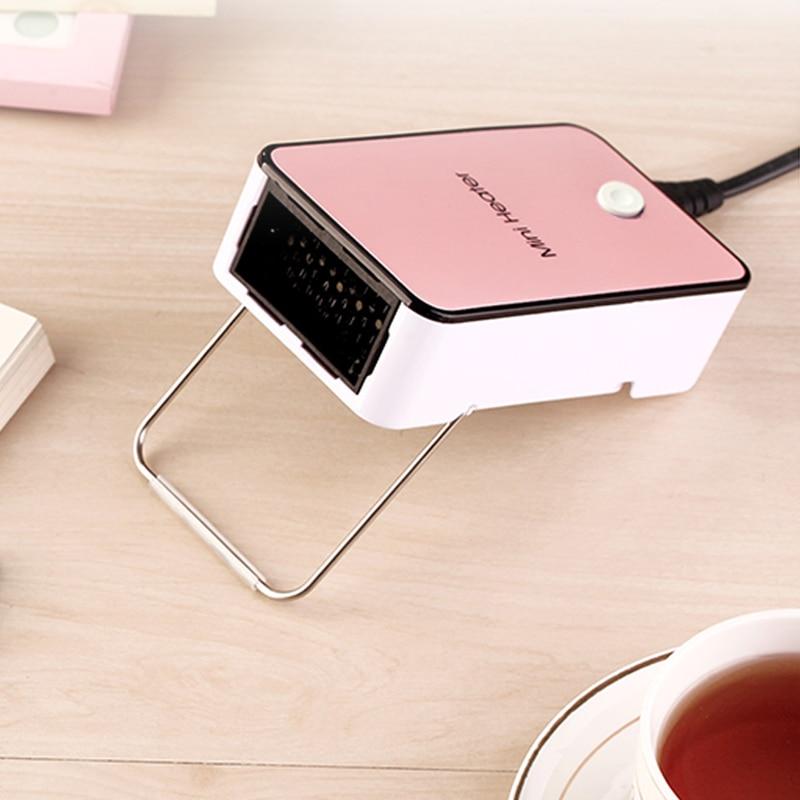 Portable Mini Handy Heater Fan Electric Air Hand Warmer Heating Winter Keep  Warm Desk Fan For Office Home 220V 50W  In Electric Heaters From Home  Appliances ...