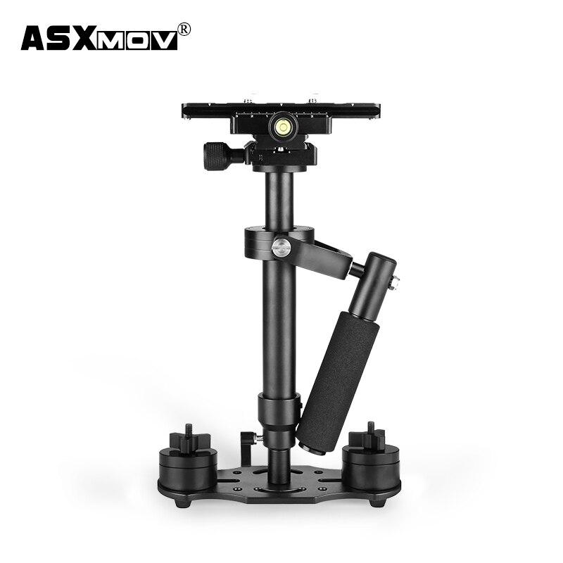 Nuevo mini estabilizador de cámara de vídeo portátil dslr para videocámaras profesionales, SLR, cámaras DSLR y DVs, etc. - 2