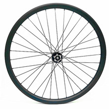 29er mtb Углеродные колеса 35 мм передний boost 791 ступицы 28H 32H 110x9(15) UD МАТОВЫЕ 1423 спицы колеса для горного велосипеда QR
