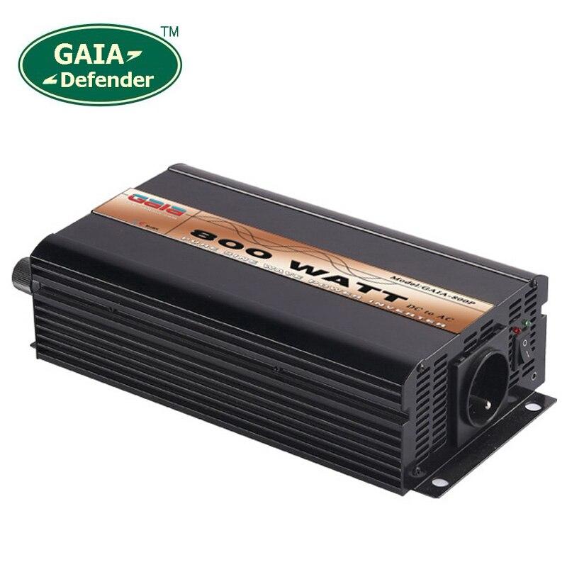 800W Pure Sine Wave Power Inverter Peak 1000w off-grid DC12V 24V 48V AC 100V 110V 220V 230V 240V solar wind battery car