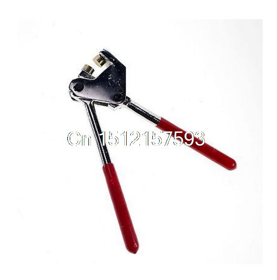 1x Security Red Plastic Electric Meter/Taxi Meter Close Silk Lead sealing pliers цена