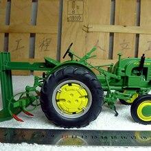 KNL HOBBY J Deere LA трактор пашет машины сельскохозяйственные Автомобили сплав модель США SpecCast 1:16
