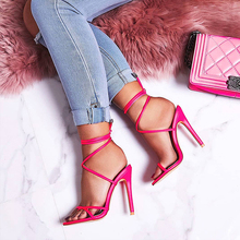 Candy Color Party High Heels