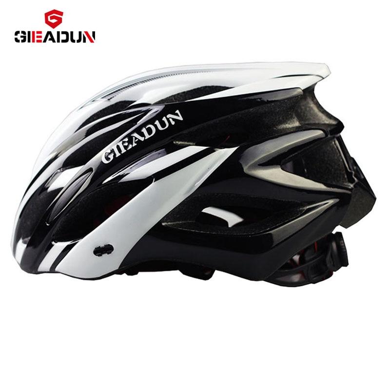 Casco hombres mujeres ultraligero ciclismo bicicleta casco cascos bicicleta luz trasera bicicleta de montaña casco moldeado completamente