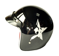 Hot Sale Motor Bike Capacete Motorcycle Helmet Retro Street Helmets Casco CG513