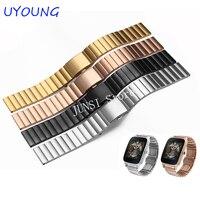 Para asus zenwatch 2 qualidade pulseira de aço inoxidável para lg g relógio w100 w110 w150 urbano smart watch dos homens de luxo acessórios