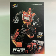 WEI JIANG Transformation oversize Divebomb Predaking Feral Rex Figure Toy Toothed tiger Fierce tiger toys