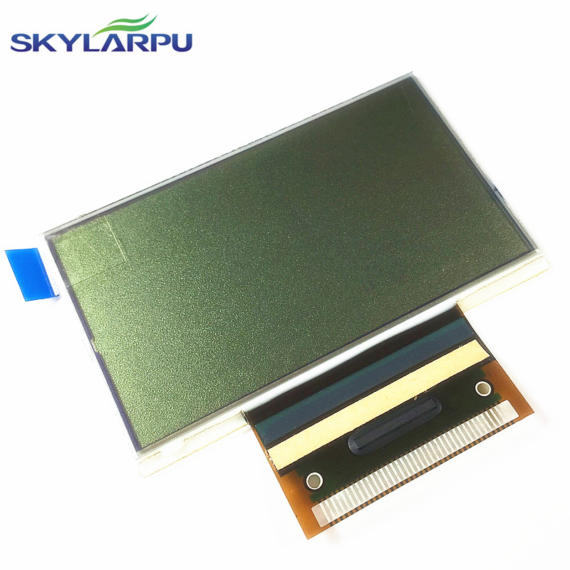 skylarpu NEW For Garmin eTrex H eTrexH Handheld GPS Navigator LCD display screen panel free shipping tms320f28335 tms320f28335ptpq lqfp 176