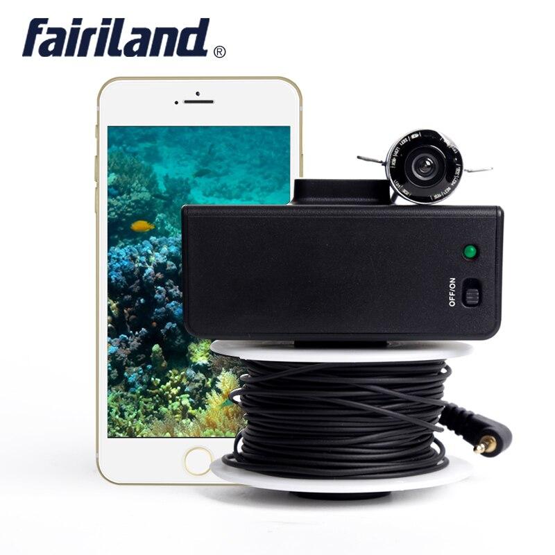 Wifi wireless fish finder Smart Sea Lake Fishing Detector Fishfinder 3.0 mega pixel HD camera portable depth Ice fish finder portable fish finder bluetooth wireless echo sounder underwater bluetooth sea lake smart hd sonar sensor depth