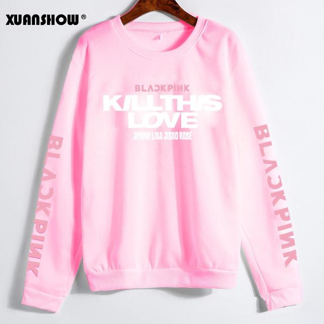 Kpop Blackpink Kill This Love Sweatshirt