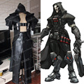 OW Reaper cosplay Gabriel Reyes Costume Customized Free Shipping
