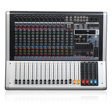 Mixing console recorder 48 V phantom power monitor AUX effect path 8-16 channel audio mixer USB 99 DSP effects KCi