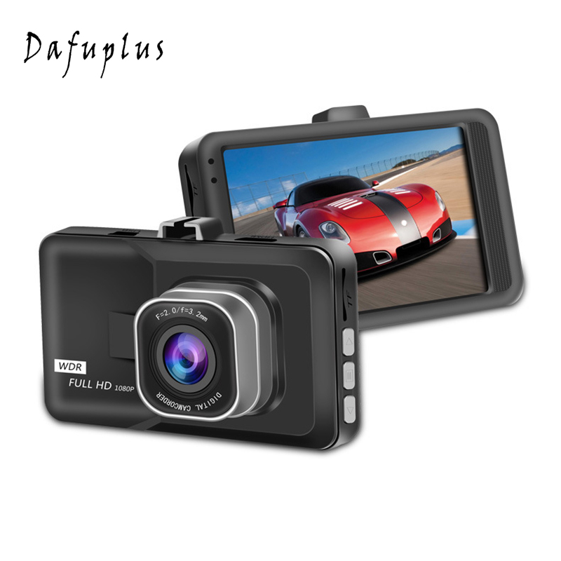 3 Inch Car DVR Dash Camera Driving Video Recorder HD Car Camera Wide Angle Driving Recorder HD Dash Cam LCD Night Vision New