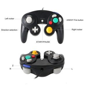 Image 2 - For Gamecube For NGC Controller GC Port PC USB Wired Gamepad Joypad Joystick For Nintendo For MAC Computer