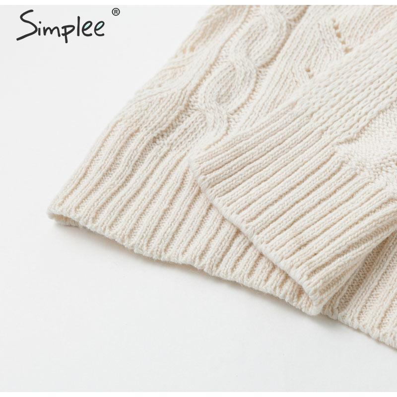 Simplee V-neck solid knitted long cardigan Women batwing sleeve autumn cardigan jumper Loose cardigan plus size ladies coat