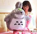 25 см На продажу Японии аниме мягкие плюшевые игрушки большой Мой Сосед Тоторо подарок бесплатная доставка 17 см-130 см