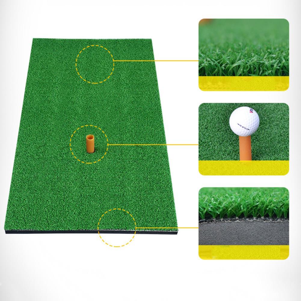 Nouveau Tee d'entraînement de pratique de Golf en plein air intérieur frappant le plateau de balle gratuit