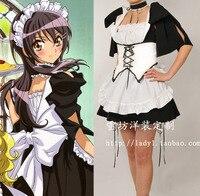 New Anime Kaichou Wa Maid Sama Maid Outfit Uniform Cosplay Costume For Women Lolita Dress Costume
