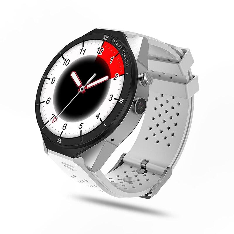 Goldenspike kw88 pro reloj inteligente hombre iwo 12 relógio inteligente para huawei relógio 2 samsung s4 relógio inteligente para ios relógio inteligente - 6