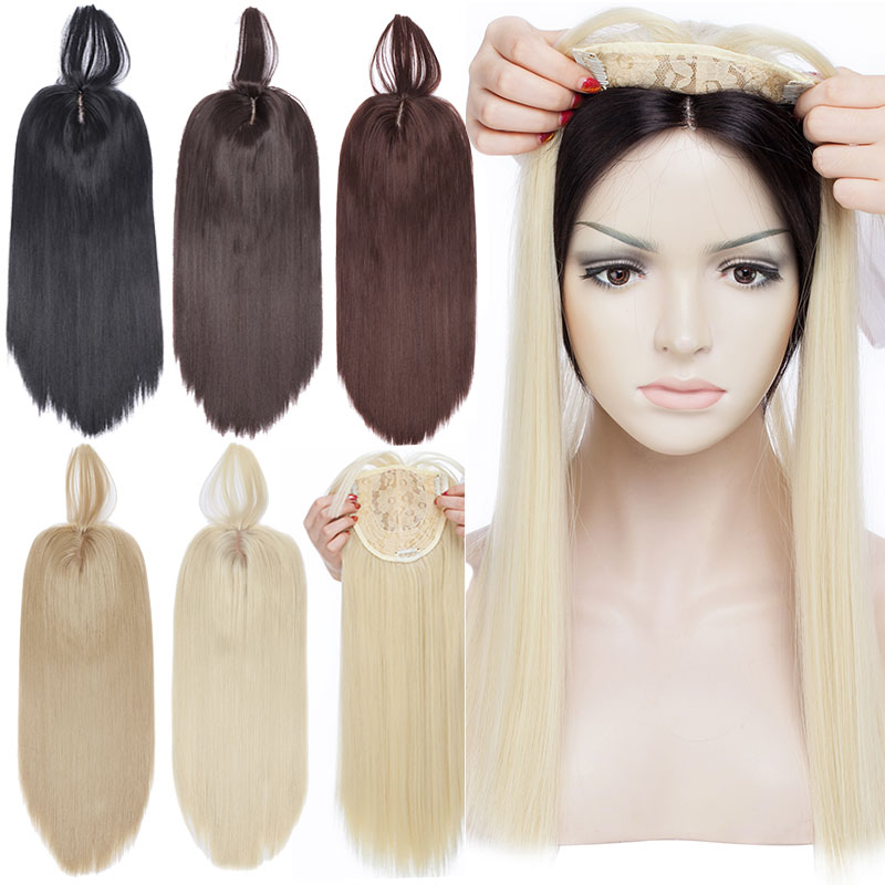 Hot Sale Snoilite 17inch 3 Clips In Hair Extension Long Straight