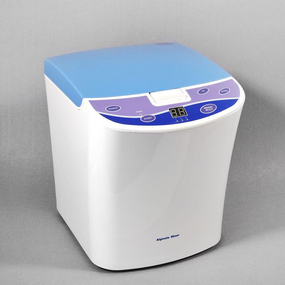 New coxo Dental Lab Equipment Impression Material Mixing Centrifuge Alginate Mixer Deasin